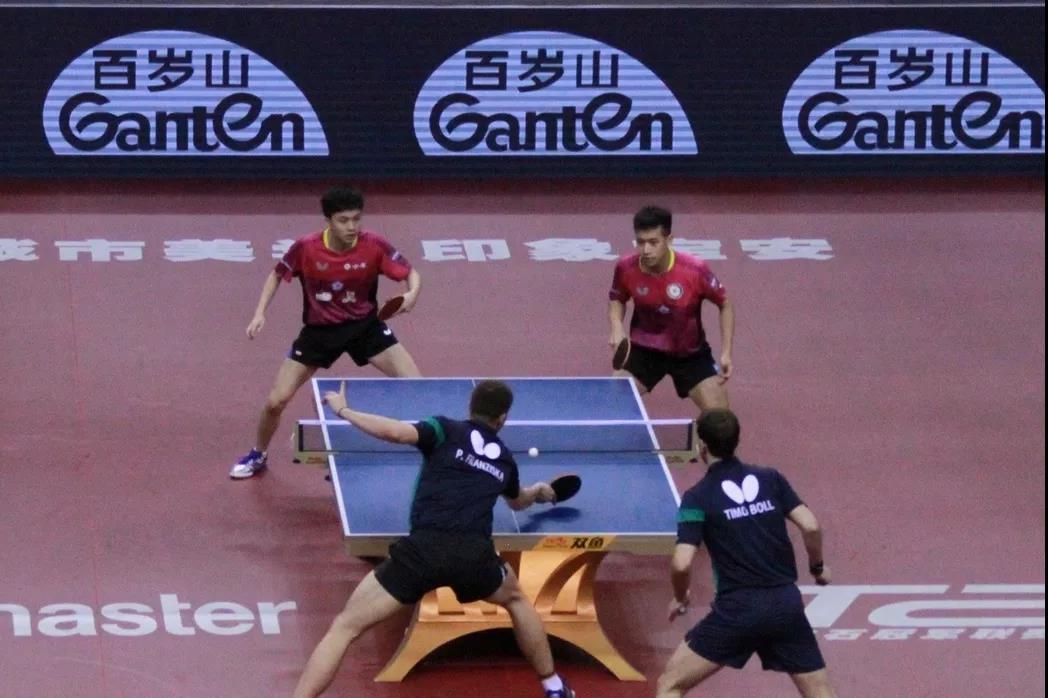 巅峰对决一触即发,百岁山邀您见证中国乒乓球公开赛精彩决赛